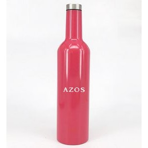Hot sale 25oz Stainless Steel Wine Bottle