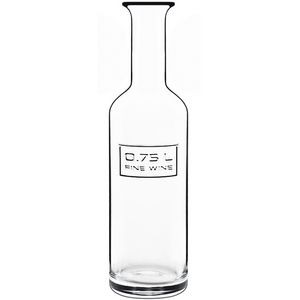 Luigi Bormioli Optima Wine Bottle 0.75 L, Bulk